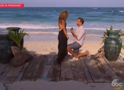 News video: 'Bachelor In Paradise' Season Finale: Lacy & Marcus Get Engaged!
